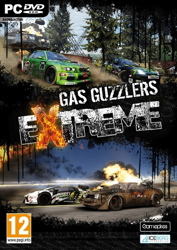 Gas Guzzlers Extreme: Gold Pack [v 1.8.0 + 2 DLC] (2013) PC | RePack от xatab