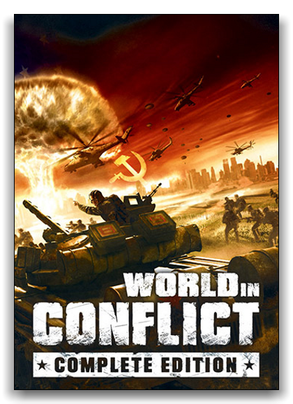 World in Conflict: Complete Edition (2009) PC | RePack by xatab