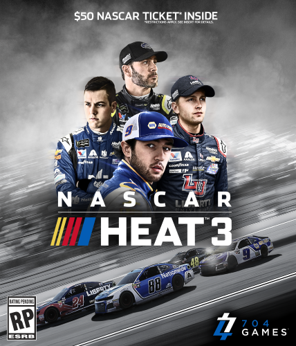 NASCAR Heat 3 (2018) PC | RePack от xatab