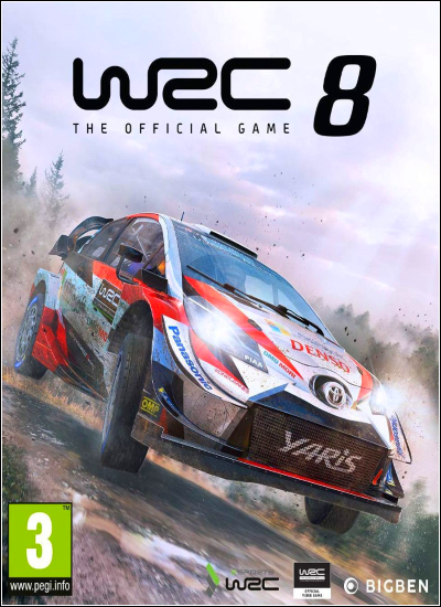 WRC 8 FIA World Rally Championship (2019)  RePack от